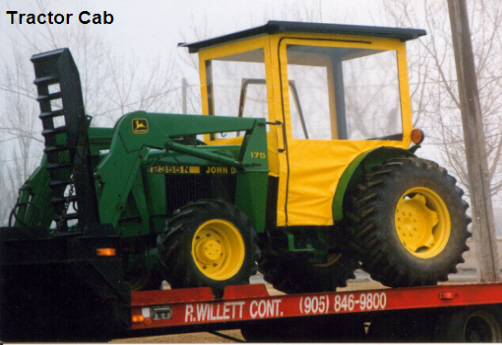 Tractor Cab