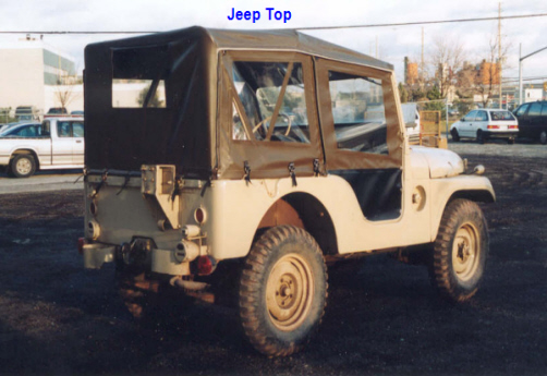 Jeep Top